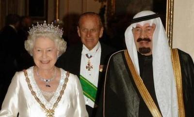 Roayls&SaudiKing