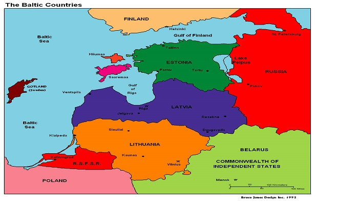 mapsnworldbaltic-countries-map