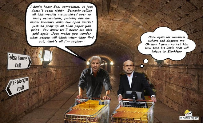 SilverDoctorsBernanke-Dimon-Fed-Tunnel