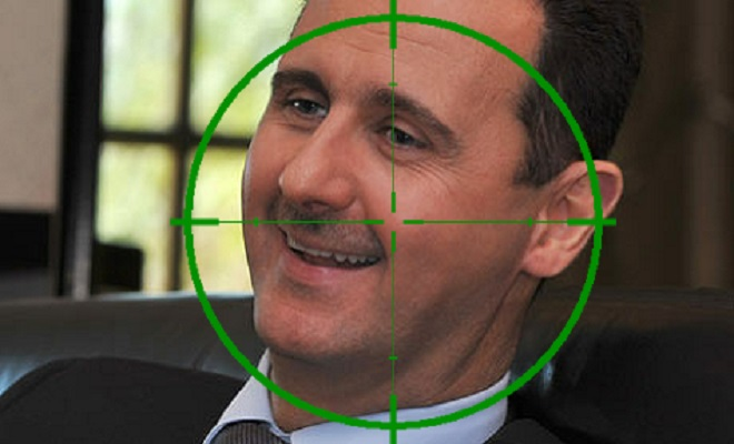 ActivistPOstla proxima guerra assad mossad target objetivo asesinar presidente sirio