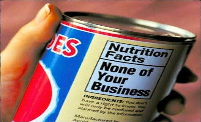 ActivistPostsafe and accurate food labeling act
