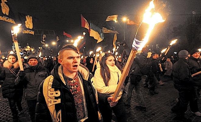 Ukraine Nationalist Rally