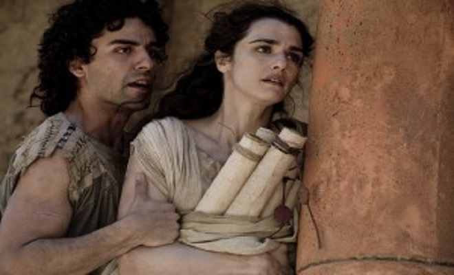 AgoraOscar-Isaac-and-Rachel-Weisz-in-Alejandro-Amenabars-AGORA_-Photo-Credit-Teresa-Isasi-300x200