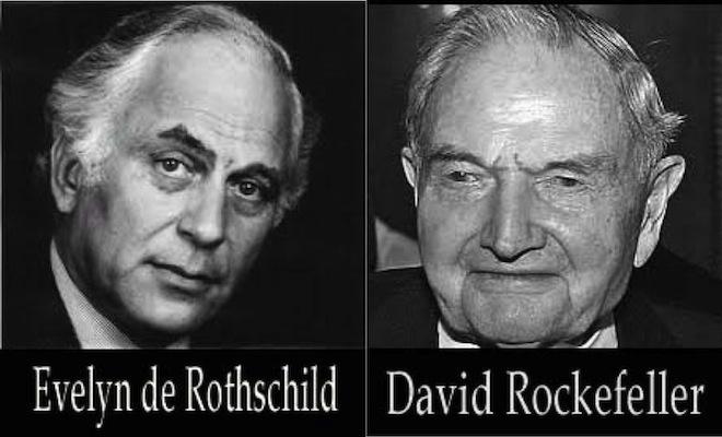 Rothschild-Rockefeller