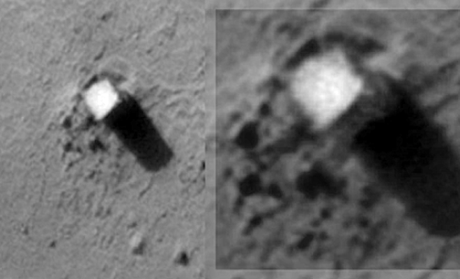 Alien Monoliths Found On Ceres, Mars & Phobos! 3/28/16 ...