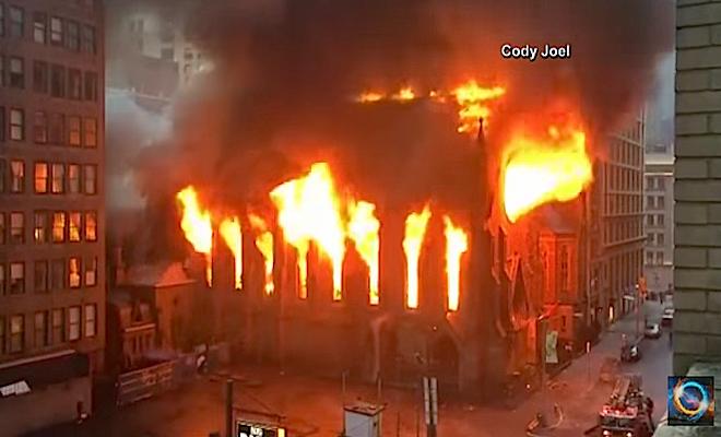 Church burns  2016-05-08 at 9.54.35 PM