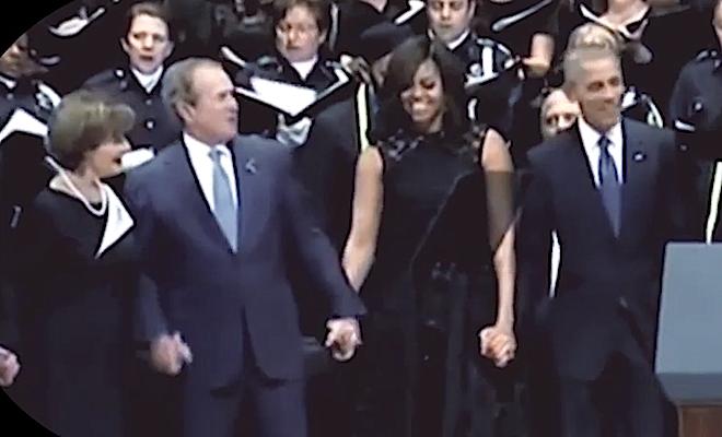 Bush Obama  2016-07-14 at 12.07.28 PM