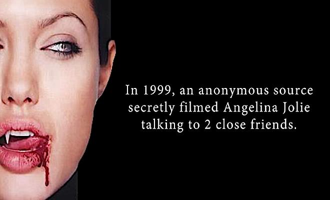 Brad Pitt And Angelina Jolie Illuminati