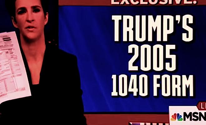 Trump taxes maddow 2017-03-22 at 1.00.37 PM