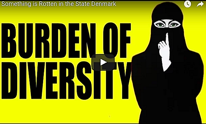 Something is rotten in the state of denmark thesis