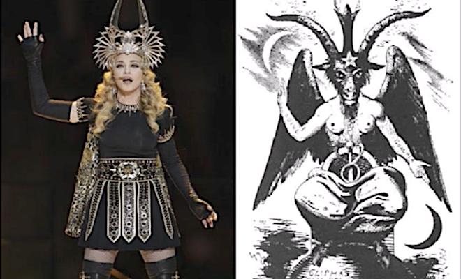 Satan 666 Madonna Shot 2017-08-20 at 1.15.32 PM