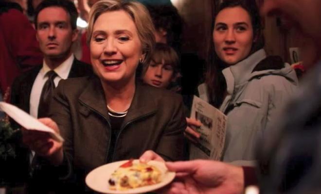 Hillary Pizza Shot 2017-11-19 at 1.26.30 PM