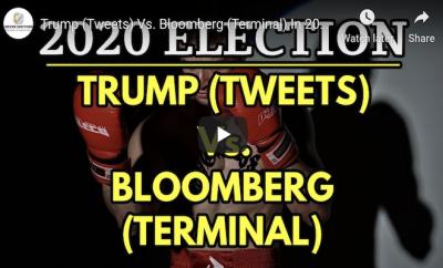 Trump tweets trading forex